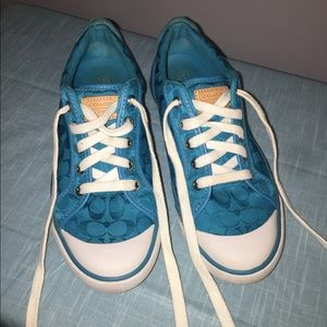 Coach Sneakers!!!